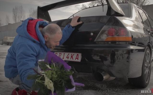 Бричка представя: Уличния състезателен автомобил