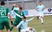 Карачанаков с приза за Играч на мача Дунав - Берое