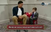 Най-сладкият водещ заби младите НБА звезди