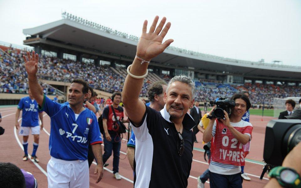 И Баджо подкрепи Дзаниоло: Най-важното е да остане концентриран и да продължи да се бори