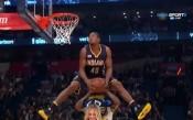 Гръмотевично шоу в конкурса за забивки в НБА