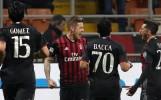 """""""Виолетова"""" тъга на """"Сан Сиро"""", Милан взе победата"""