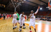 Берое пропусна да продължи безгрешната си серия в Балканската лига