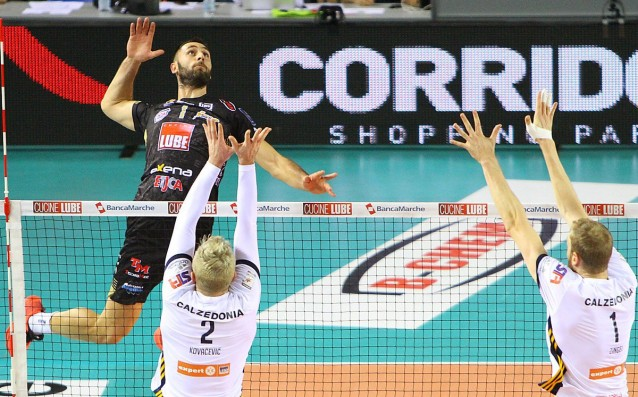<strong> източник: twitter.com/asvolleylube</strong>