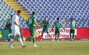 Голмайсторът на Лудогорец е №1 в мача срещу Славия
