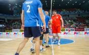 ВК Левски - ВК ЦСКА<strong> източник: LAP.bg, Борислав Барболов</strong>