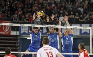 Левски спечели първото волейболно дерби за сезона