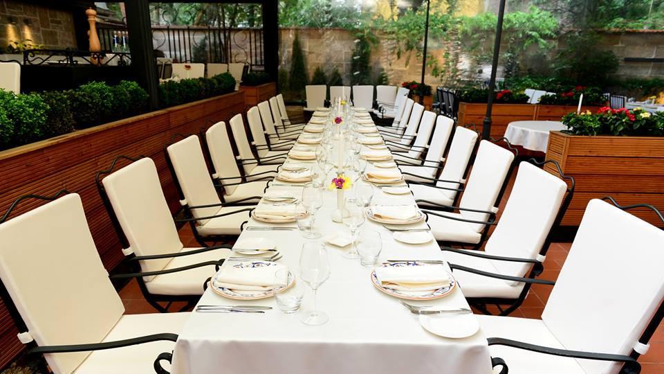 60 процента от бизнес срещите се правят в ресторант