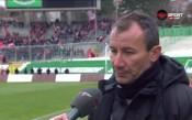 Стамен Белчев: ЦСКА може да бъде още по-добър