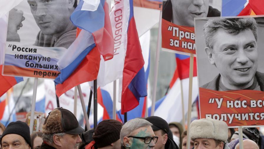 Хиляди руснаци развалиха удобството на Путин