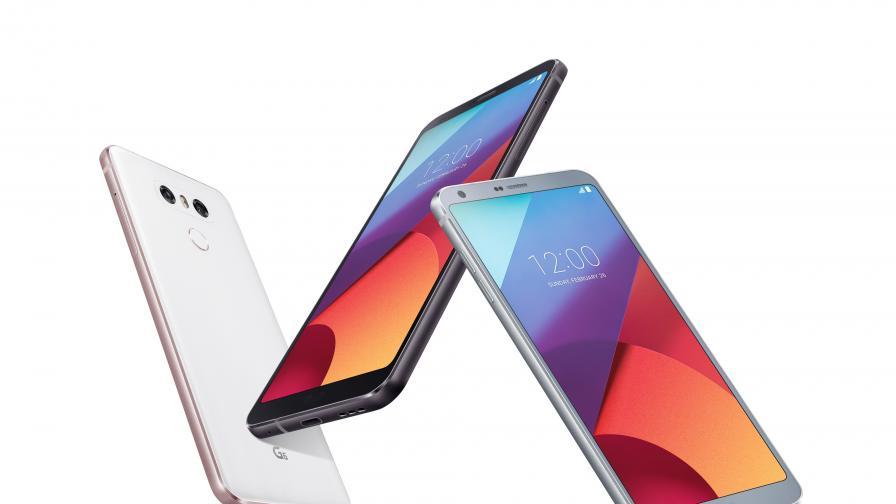 LG пробва да победи iPhone с нов телефон и технологии