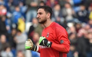 5 милиона на сезон оставят Донарума в Милан