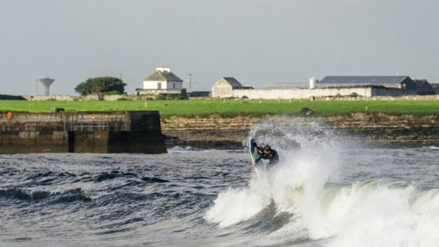 В сърцевината на Ирландия ни очаква чисто съвършенство