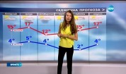 Прогноза за времето (28.02.2017 - обедна)