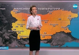 Прогноза за времето (01.03.2017 - обедна емисия)