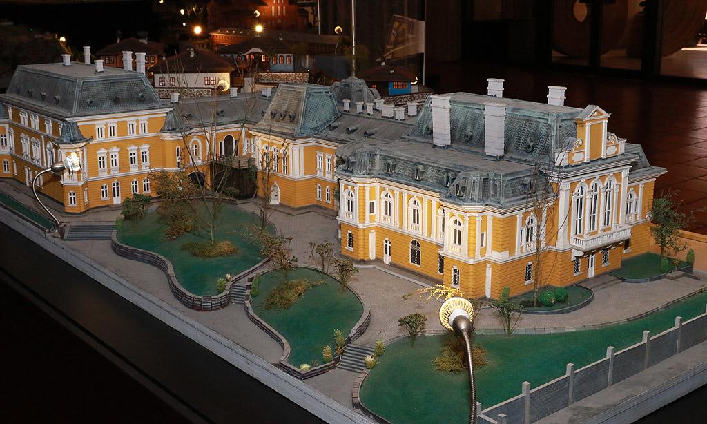 Царски дворец - София