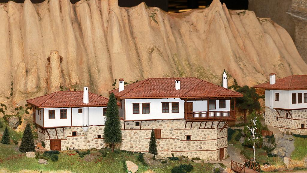 Мелник и мелнишките скали