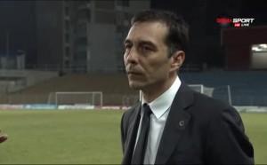 Петричев: Футбол близо до хората