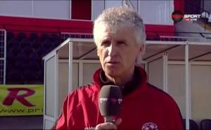 Иван Колев: Треньорът трябва да приема победите и загубите