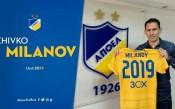 Живко Миланов си почива заради Европа, АПОЕЛ бие