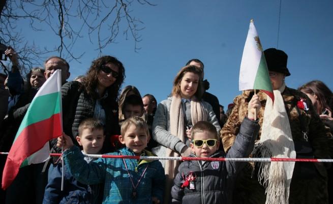 Ето как България отбелязва 139 г. от Освобождението