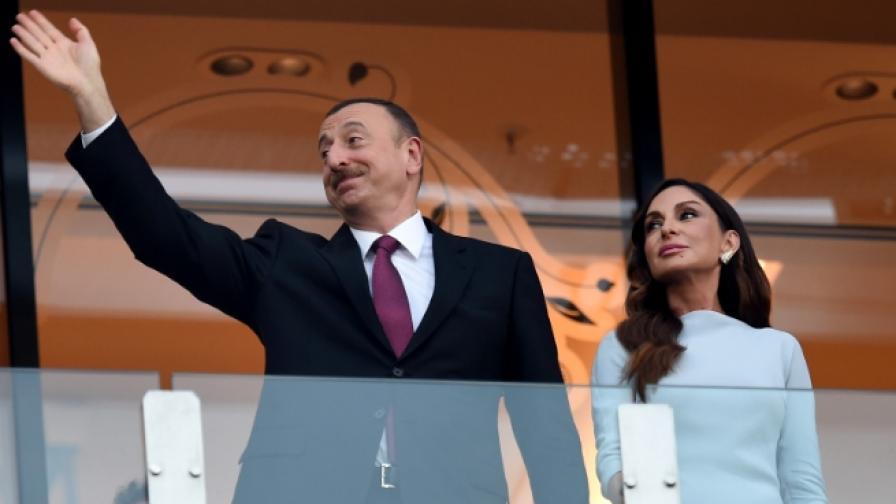 Великолепната Мехрибан и новата ѝ роля в Азербайджан