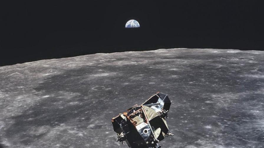 Всички живи и мъртви хора на една снимка, без един астронавт