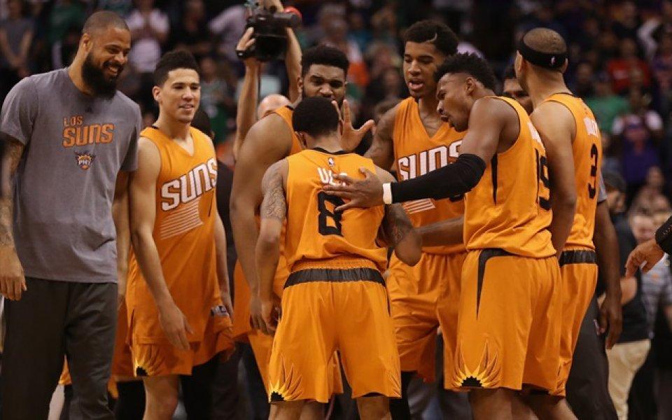 Три мача - шест отбора с над 110 точки в НБА