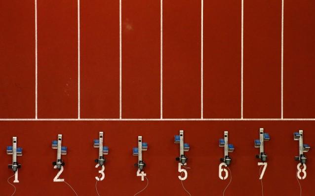 Лека атлетика източник: Gulliver/Getty Images