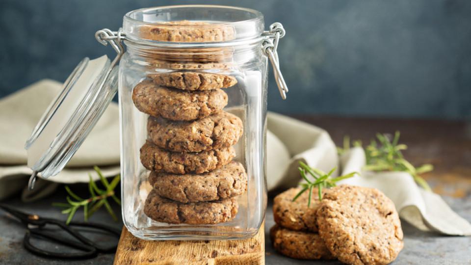 6 ценни съвета: как да съхраняваме бисквитите пресни за по-дълго