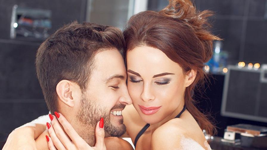 Да, сексът е ключ към щастлив брак