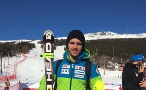 Алберт Попов отпадна във втория манш в Кирхберг