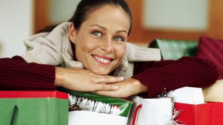 Коледа пазар подаръци