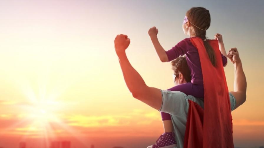 Учени разкриха предимството на бащите пред майките