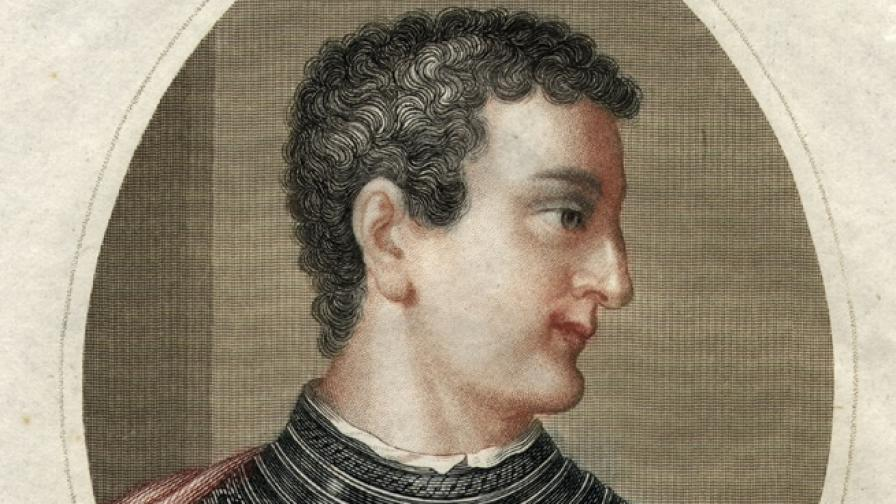 Гай Цезар Германик, познат още като Гай Цезар или Калигула