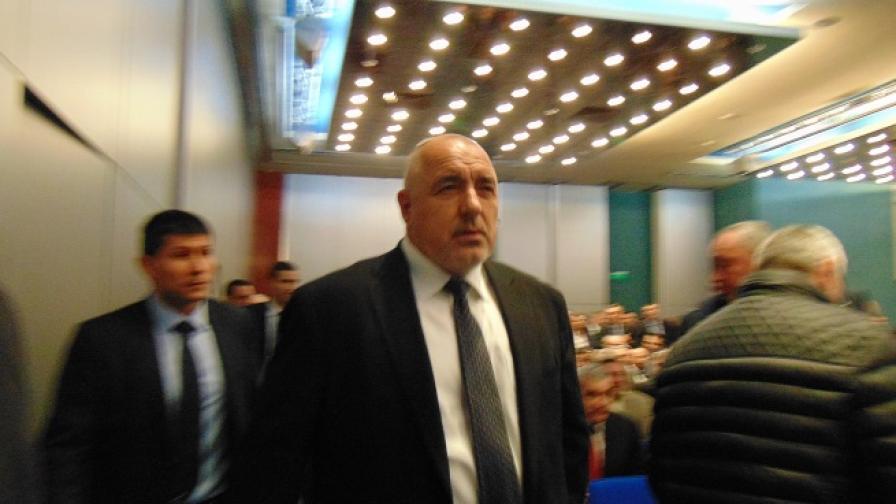 Борисов: Никога ситуацията на Балканите не е била толкова предвоенна