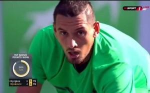 Ник Кириос: Бях се отказал от тениса