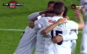 Божидар Васев наниза трети гол във вратата на Локо ГО