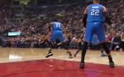 Най-интересното от мачовете в НБА на 16 март