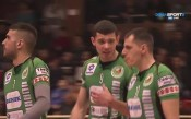 Добруджа надви Левски в горещ първи мач