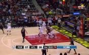 Портланд разгроми Атланта в НБА