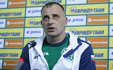 Тони Здравков: Доволен съм от старанието, резултатът е справедлив