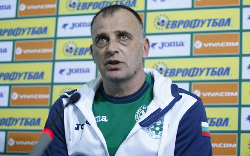 """Впредаването """"Домът на футбола"""" по DIEMA SPORTновият наставник на Ботев"""