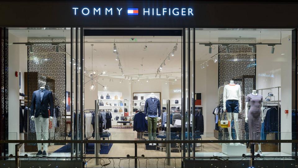 """Томи Хилфигър отвори новия си магазин в мол """"Парадайз"""""""