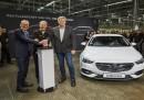 Стартира производството на новия Opel Insignia