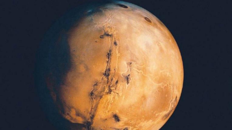 Марс Венера планети