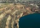 Рудник езеро заплашва да погълне квартал на София