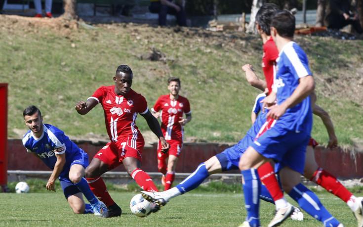 ЦСКА уреди контрола с Монтана по време на паузата