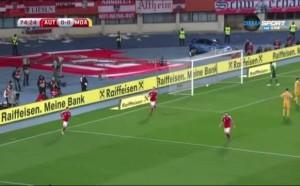Австрия - Молдова 2:0 /репортаж/