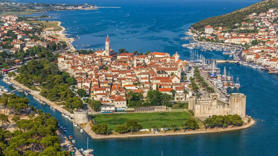 Трогир, Хърватия
